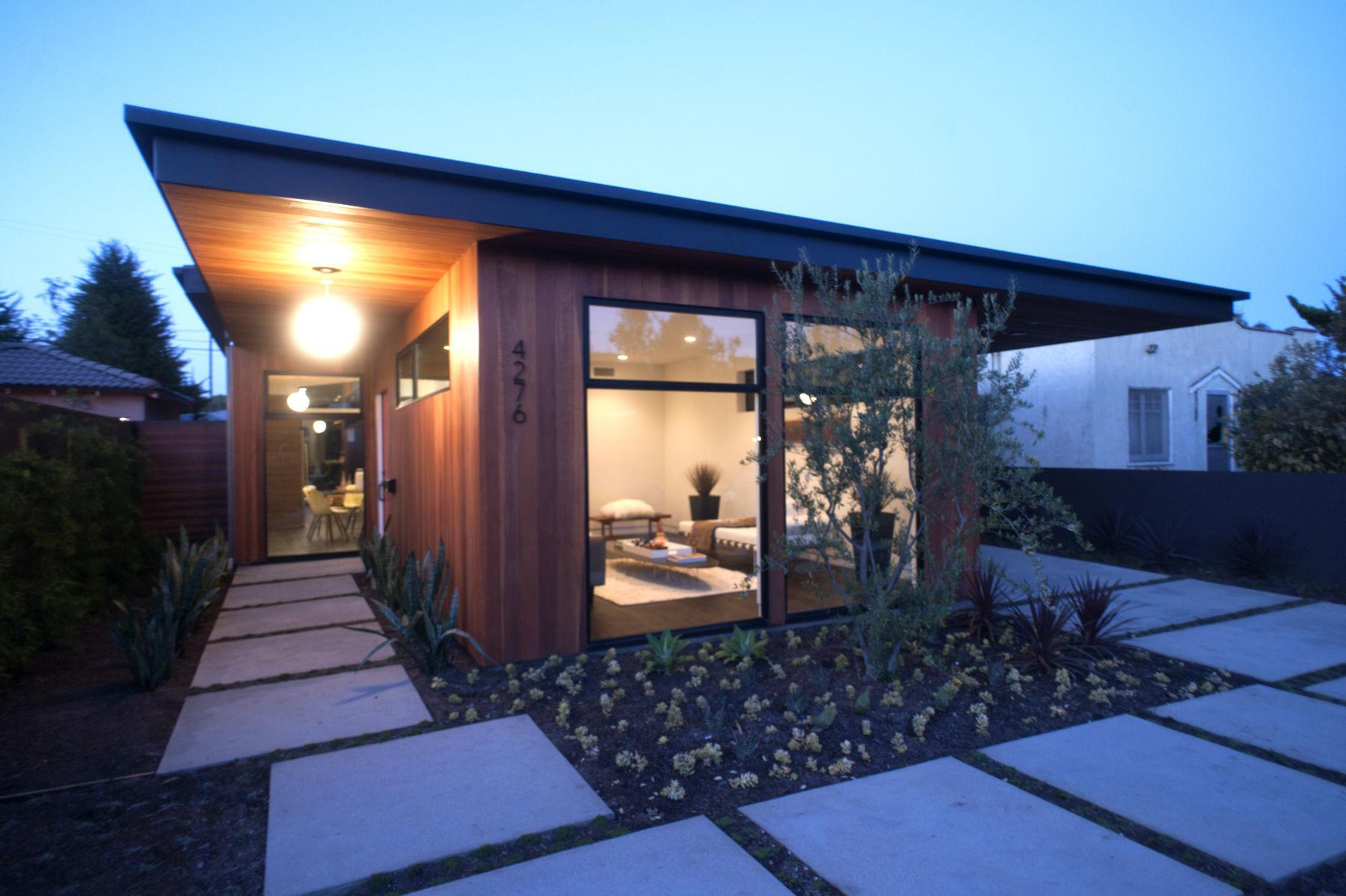 Cliff May Mid Century Modern Home Sale