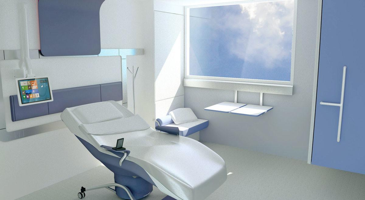 Clinifit Developing Ambulatory Convalescent Rooms