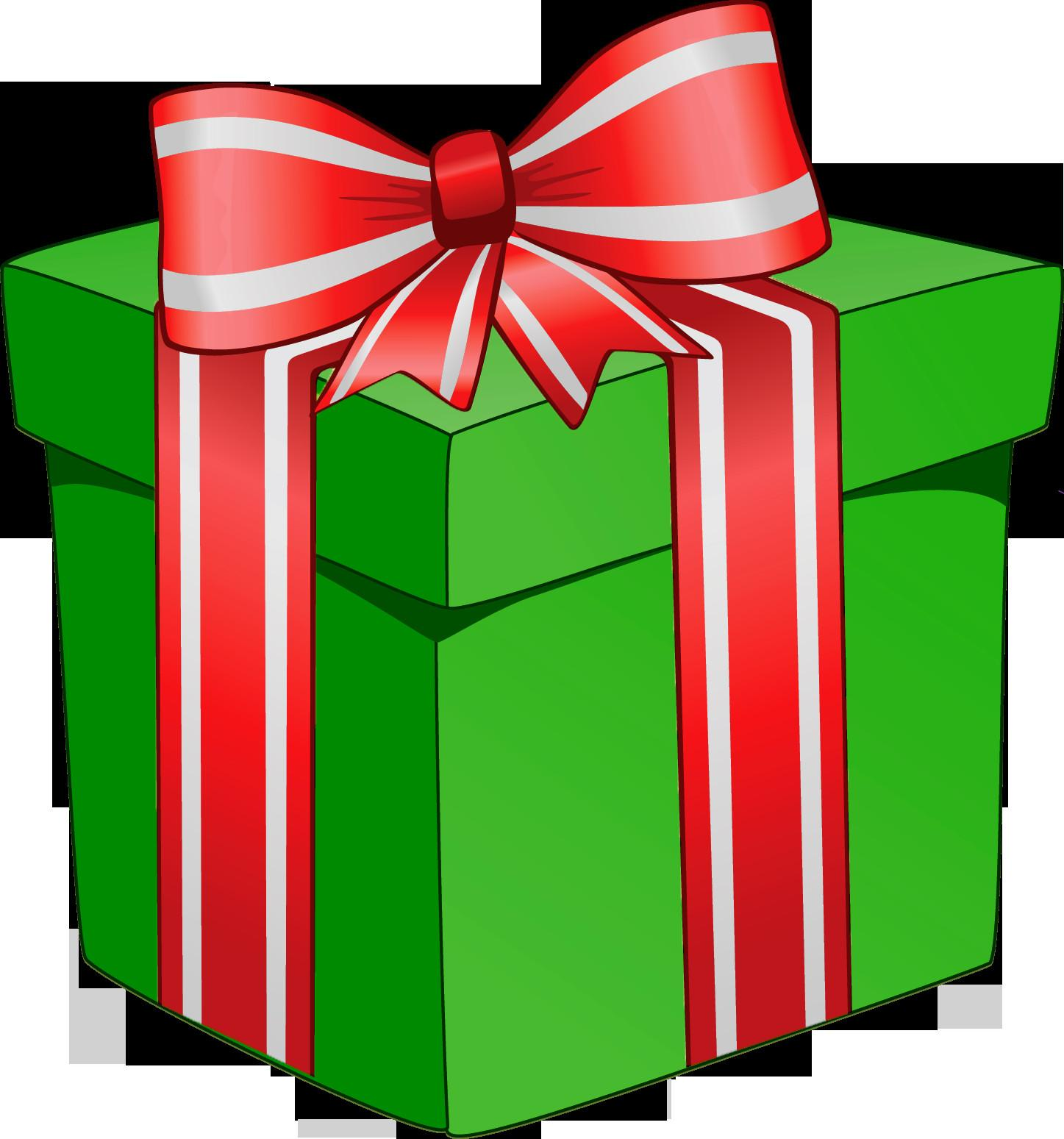 Clip Art Gifts Cliparts