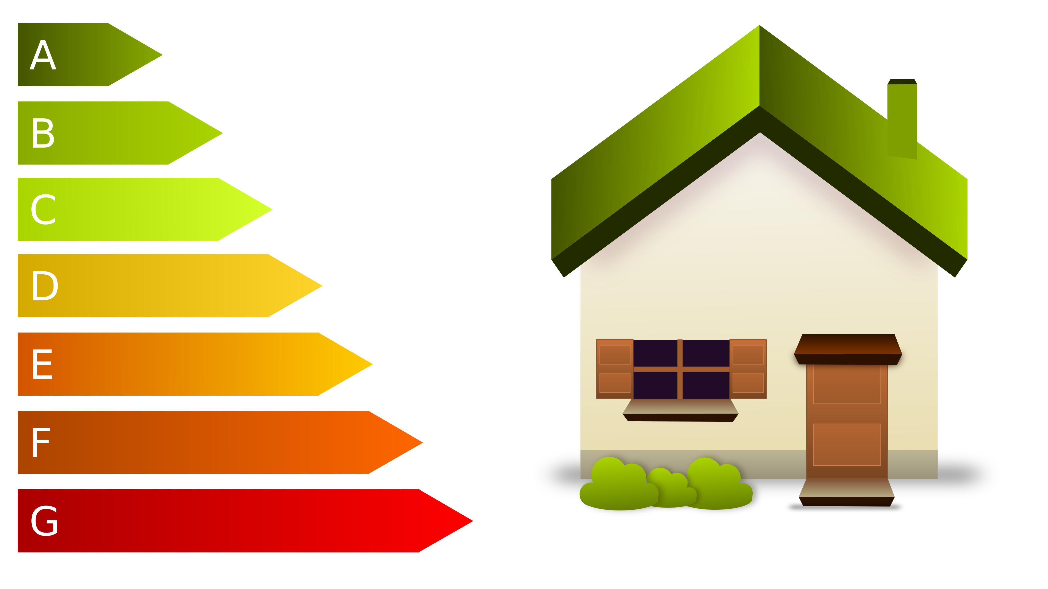 Clipart Energy Efficiency Home