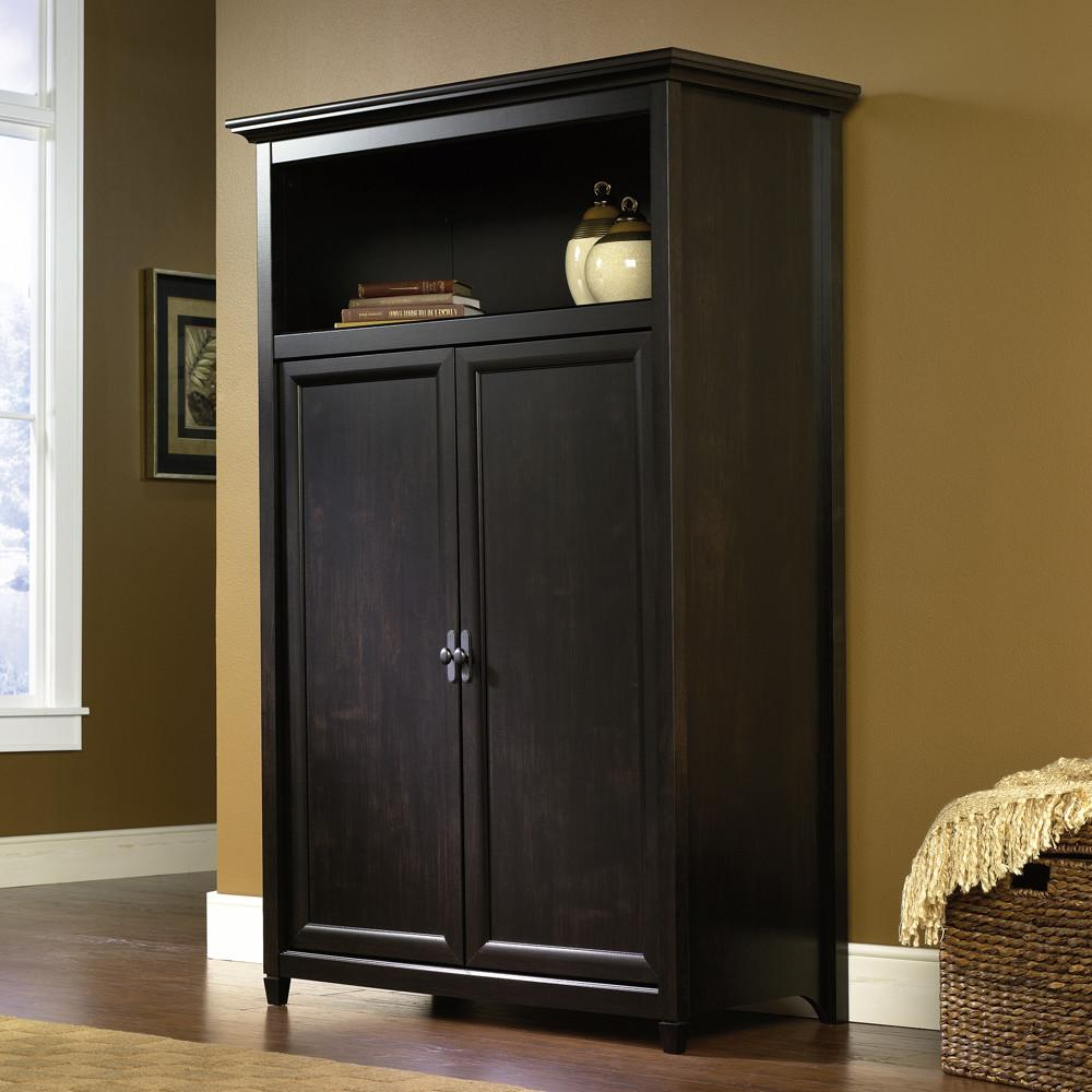 Closet Designs Awesome Storage Armoire Cabinet Foot