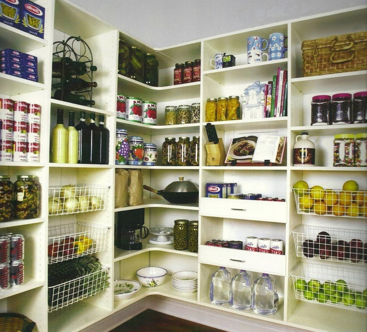 Closet Pantry Design Ideas Impressive