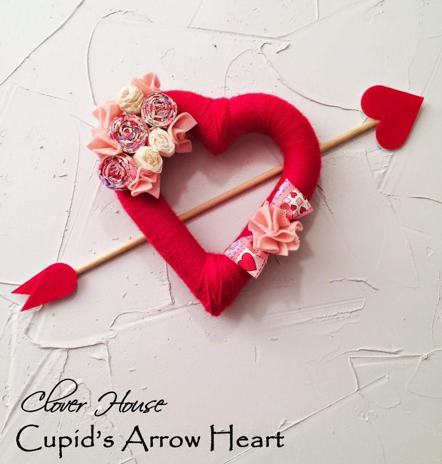 Clover House Easy Diy Valentine Day Projects