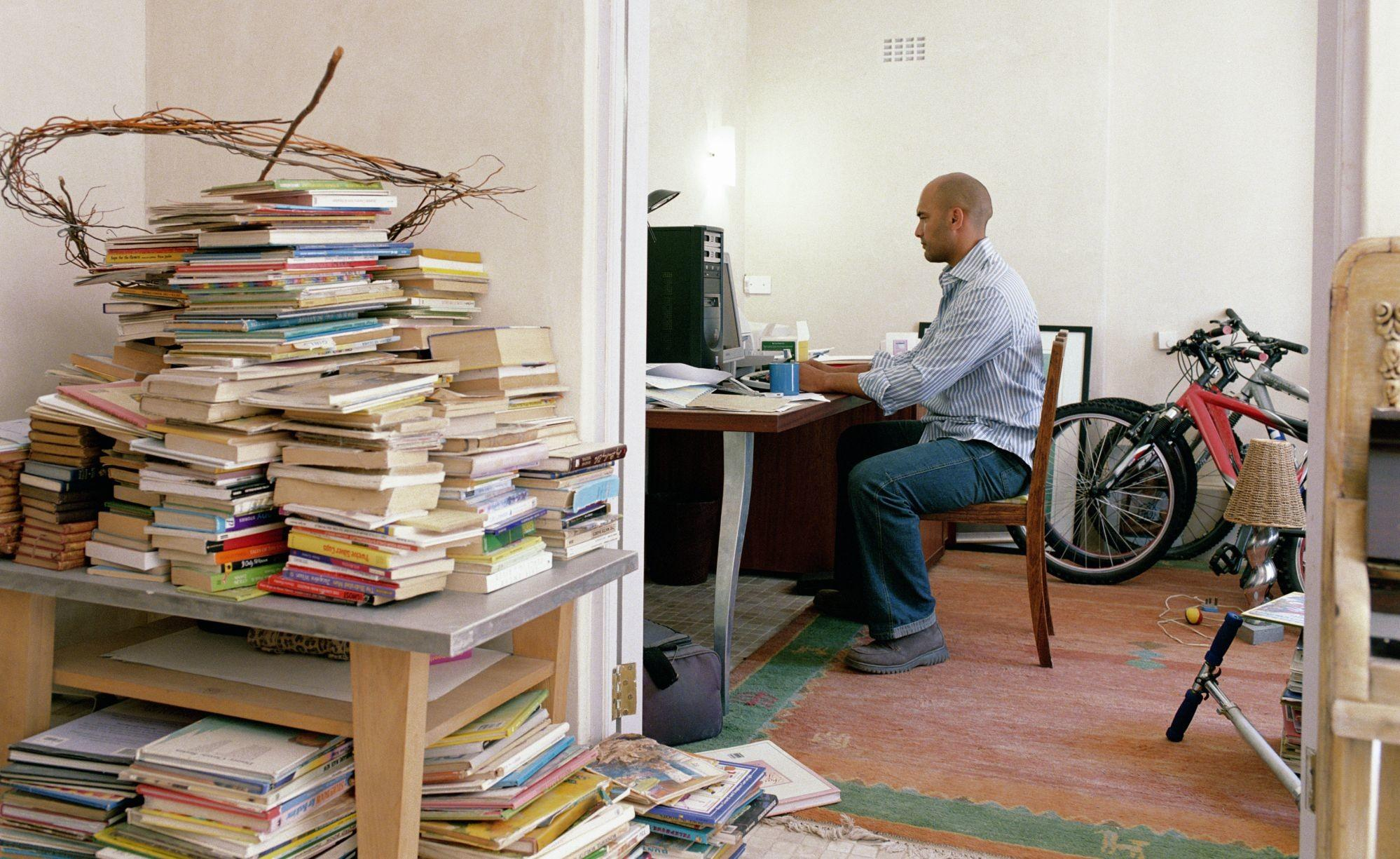 Clutter Affects Your Time Money Stress