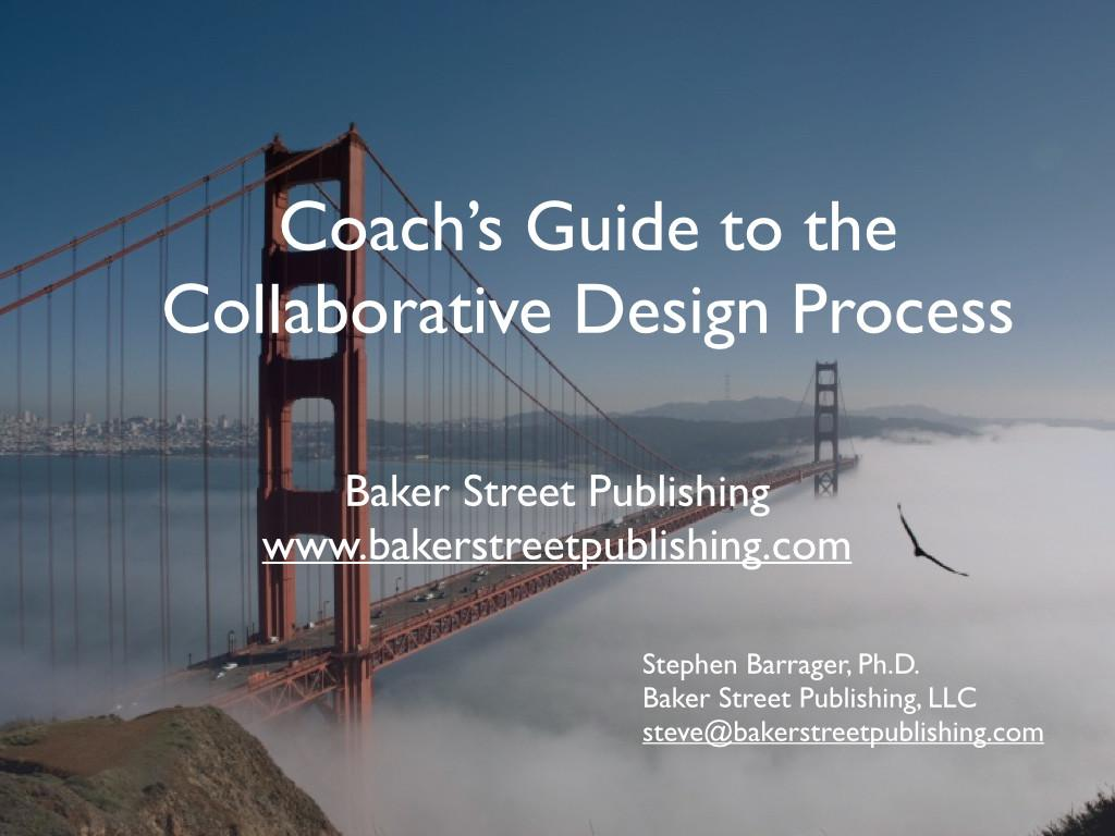 Coach Guide Collaborative Design Process Baker