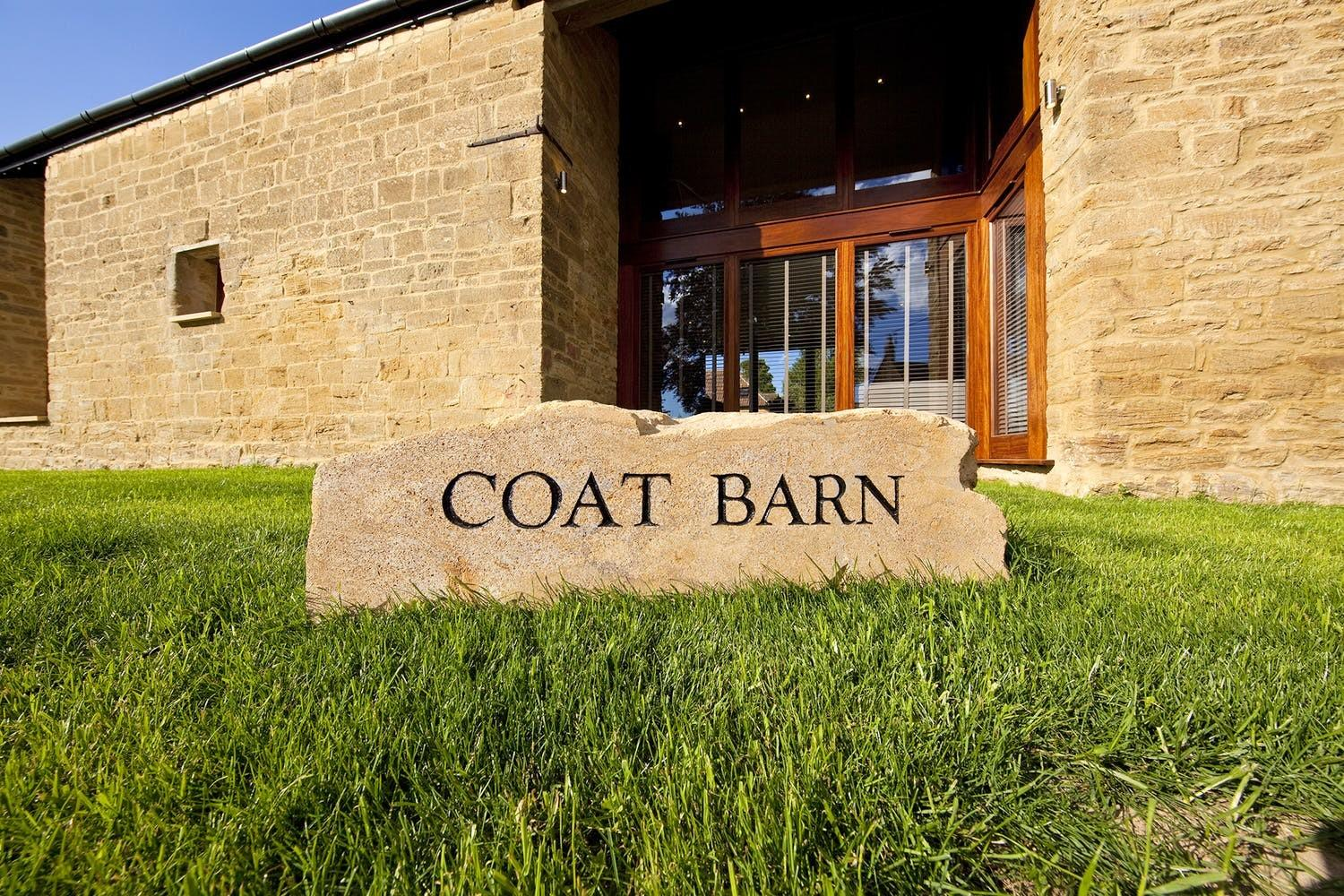 Coat Barn Somerset Group Stays