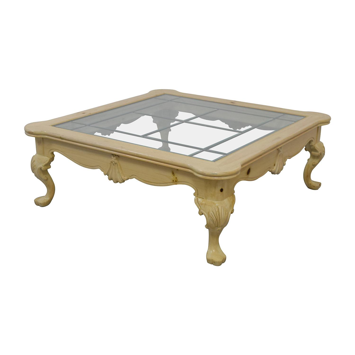 Cocktail Tables Sale Antiqued Mirror Table