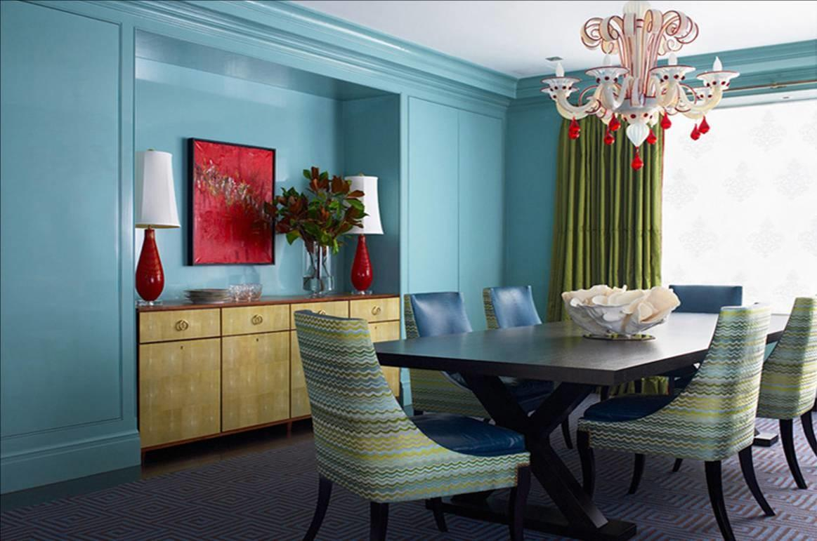Cococozy Five Daring Dining Rooms