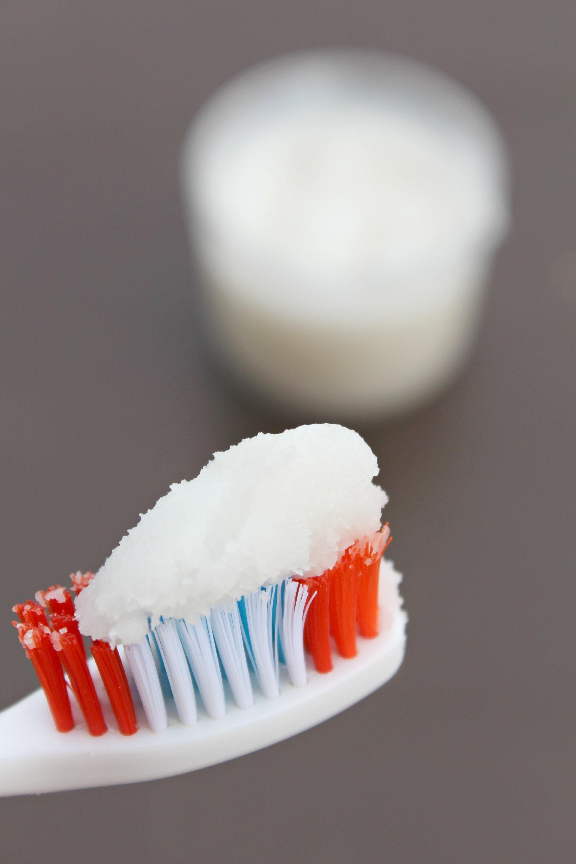 Coconut Oil Toothpaste Recipe Peppermint