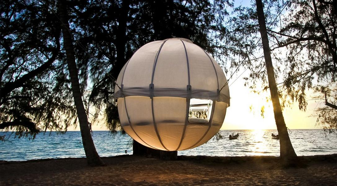 Cocoon Tent Treehouse Hiconsumption