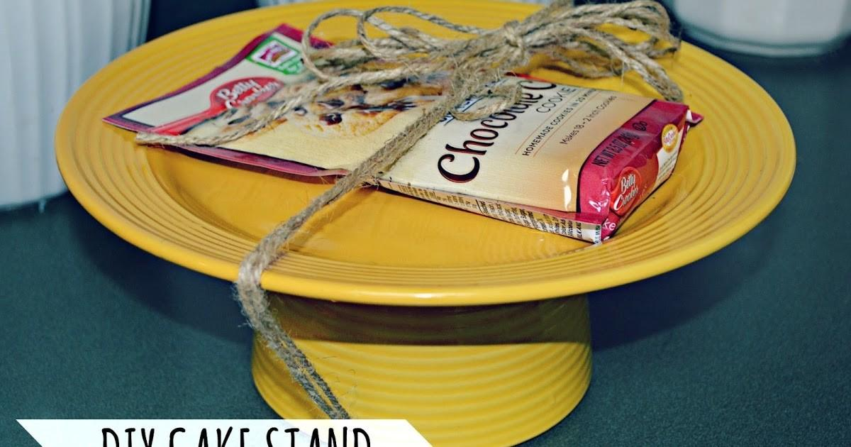Coffee Cashmere Diy Cake Stand