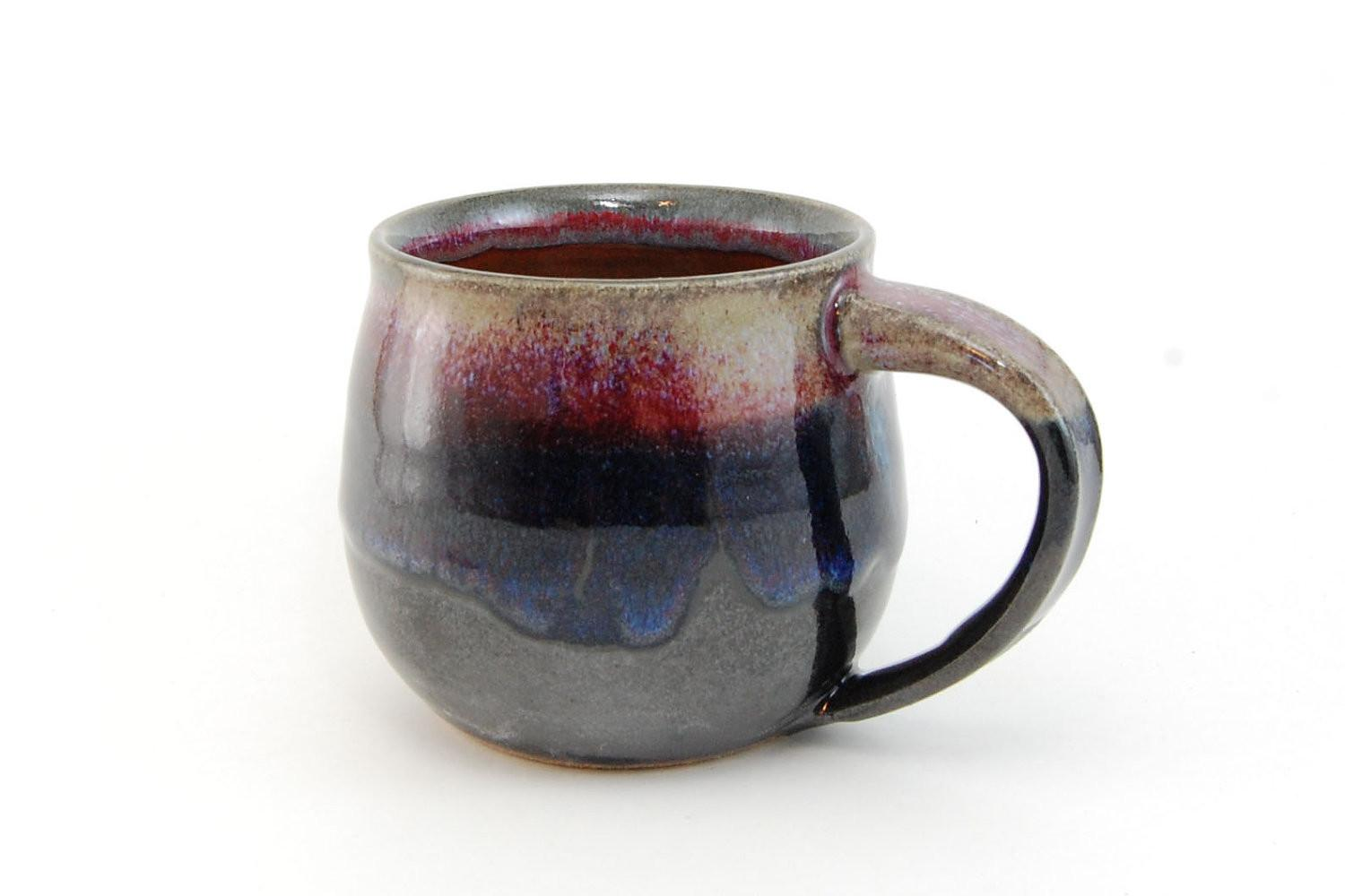 Coffee Mug Handmade Pottery Ceramic