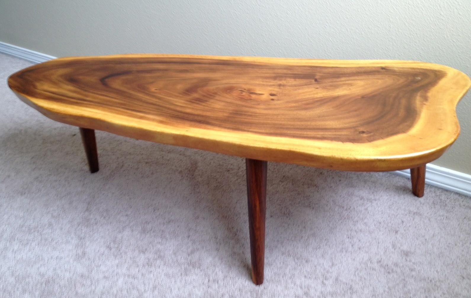 Coffee Table Appealing Wood Slab Your