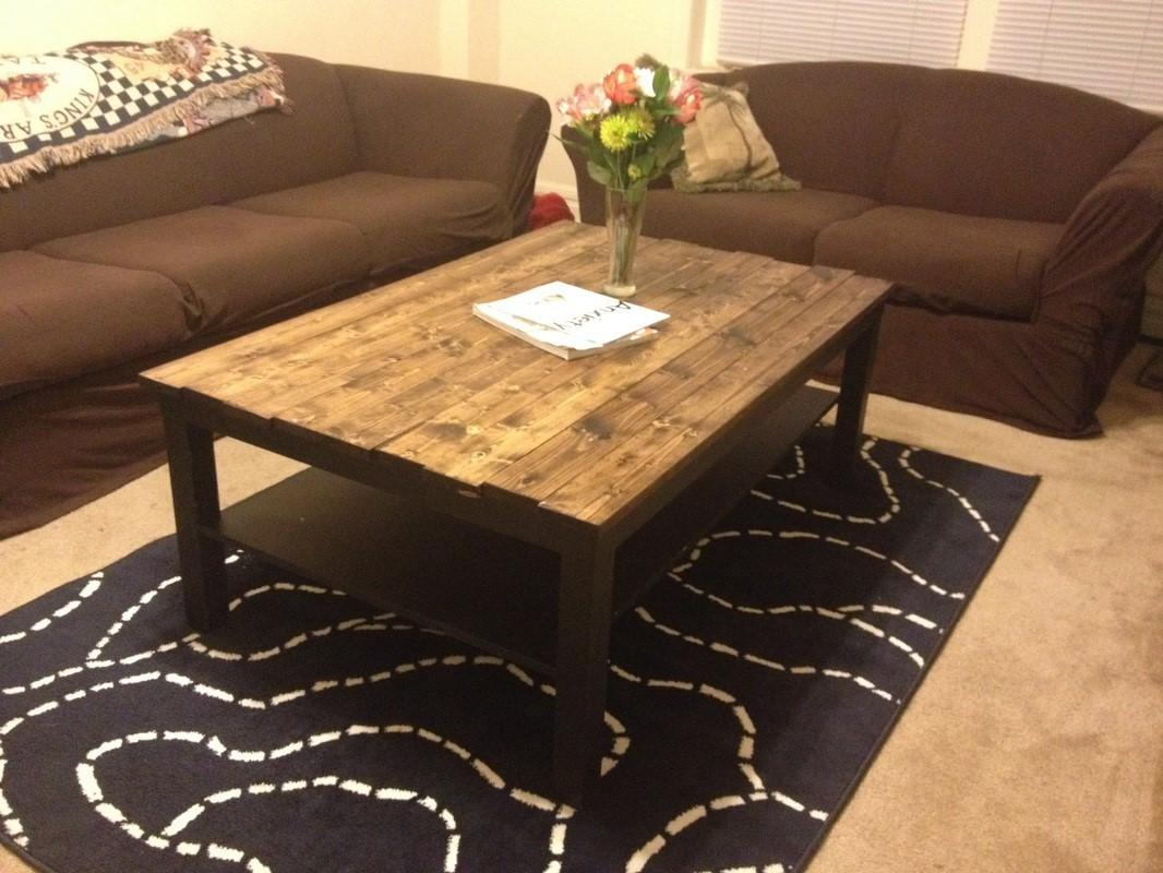 Coffee Table Attractive Diy Ideas Round