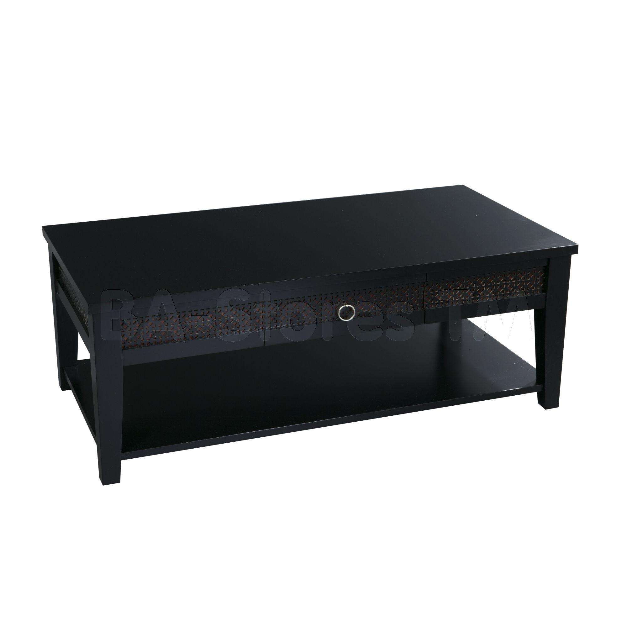 Coffee Table Black Tables