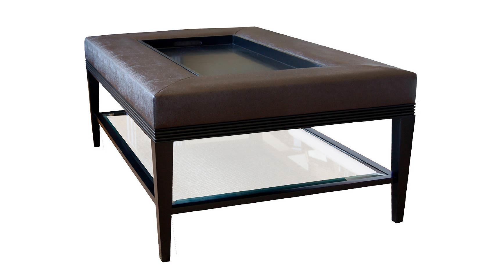 Coffee Table Breathtaking Padded Designs