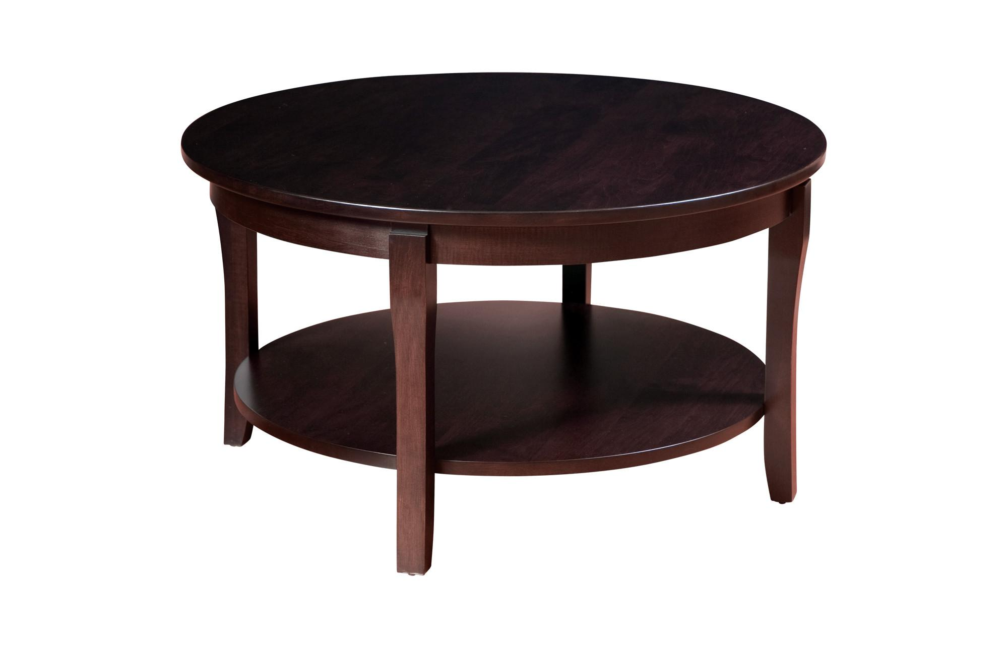 Coffee Table Captivating Round Wood Designs