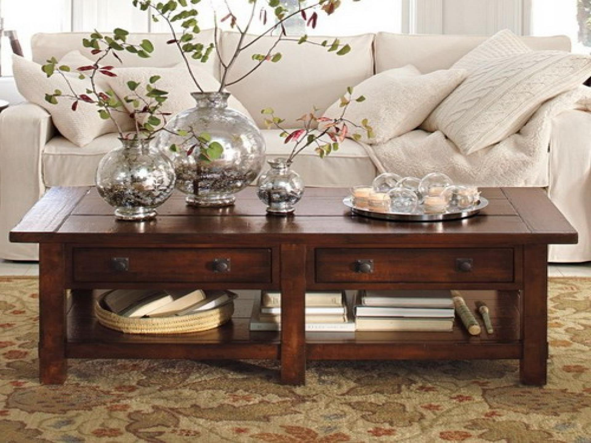 Coffee Table Centerpiece Home Accessories
