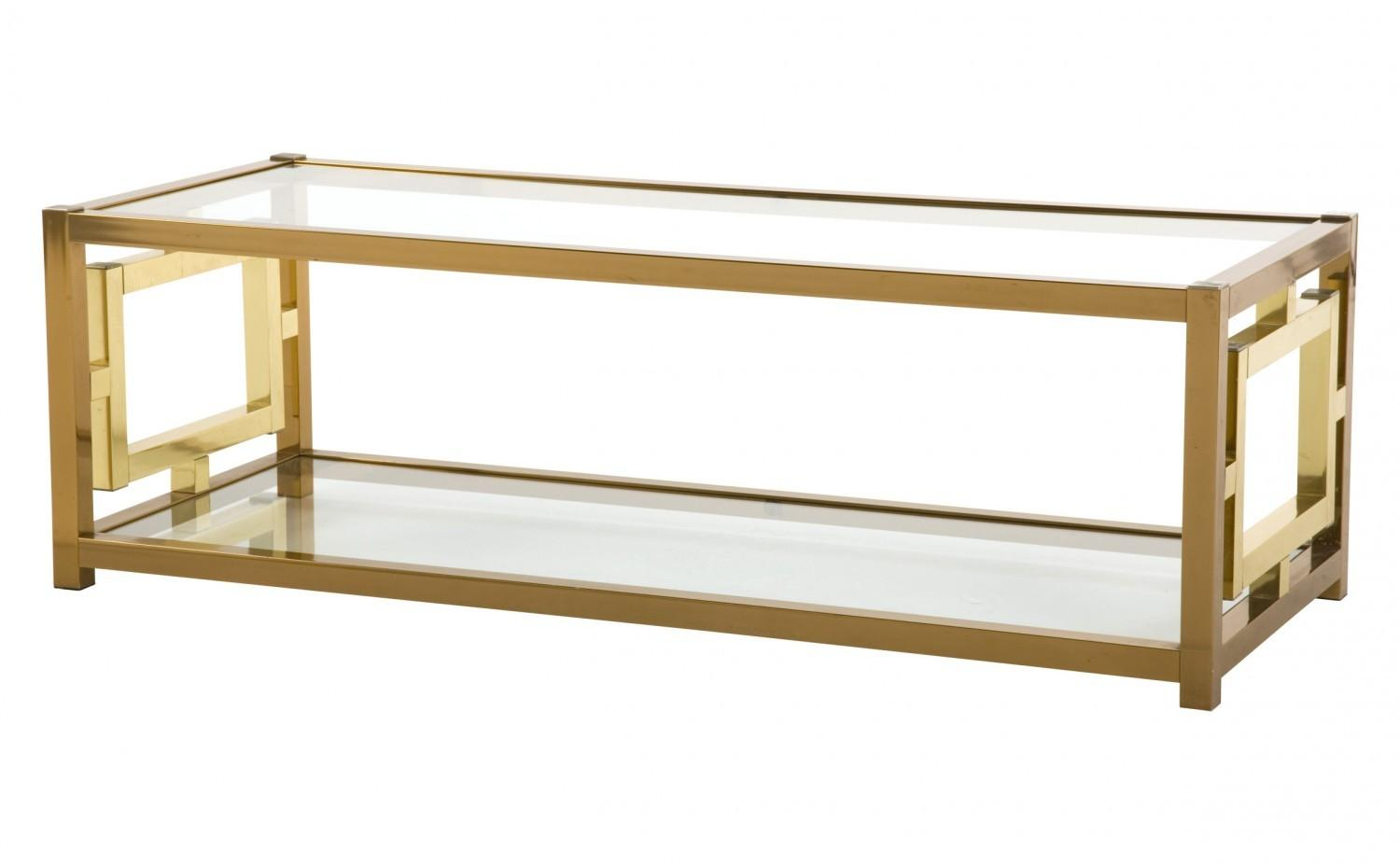 Coffee Table Cool Brass Decorating Ideas