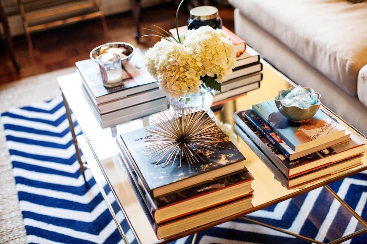 Coffee Table Diaries Stacked House Harper