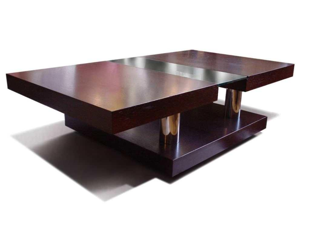 Coffee Table Examples Design Modern Square