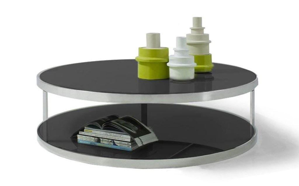 Coffee Table Fascinating Round Modern Ideas