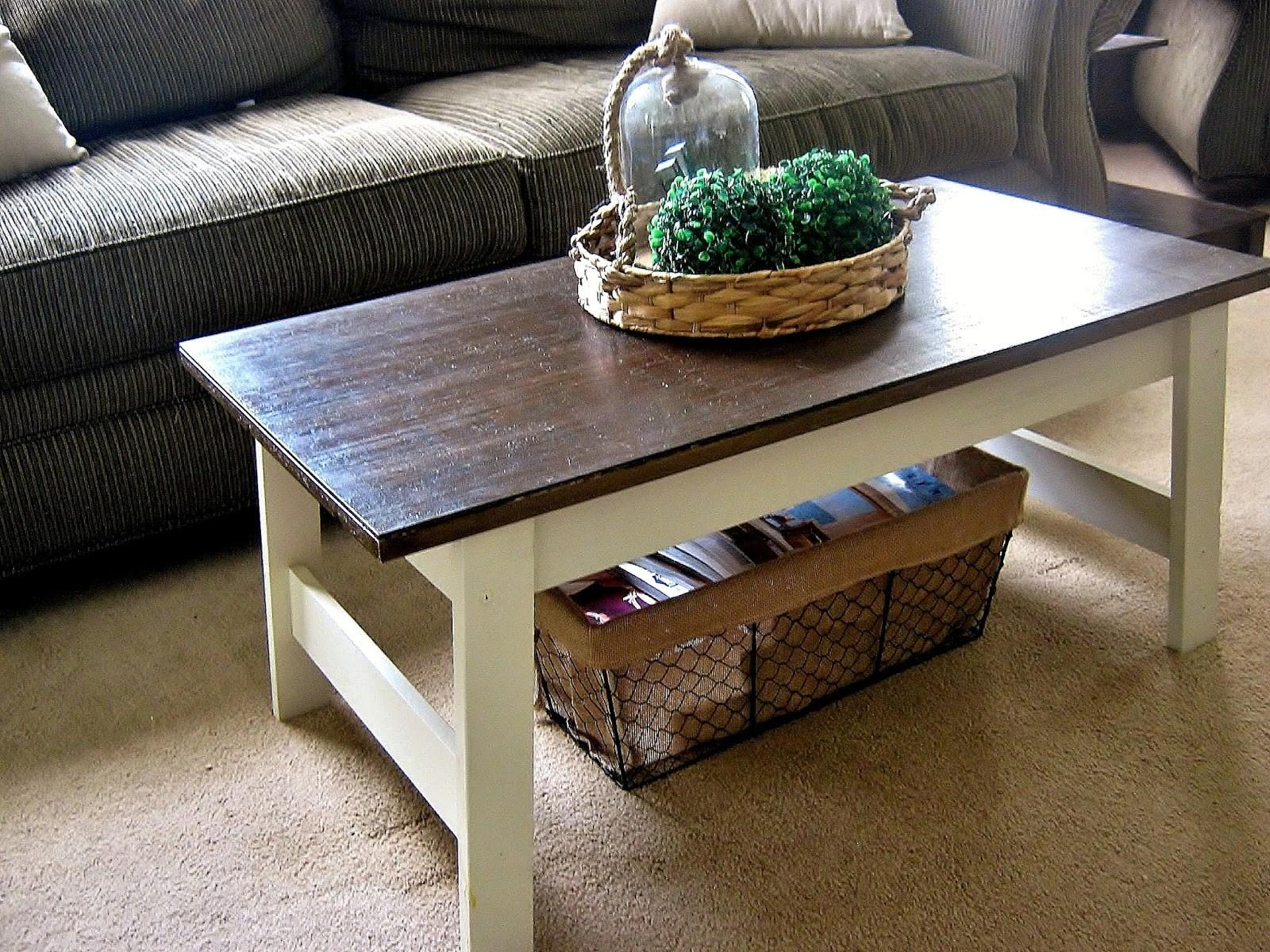 Coffee Table Makeover Ideas Peenmedia