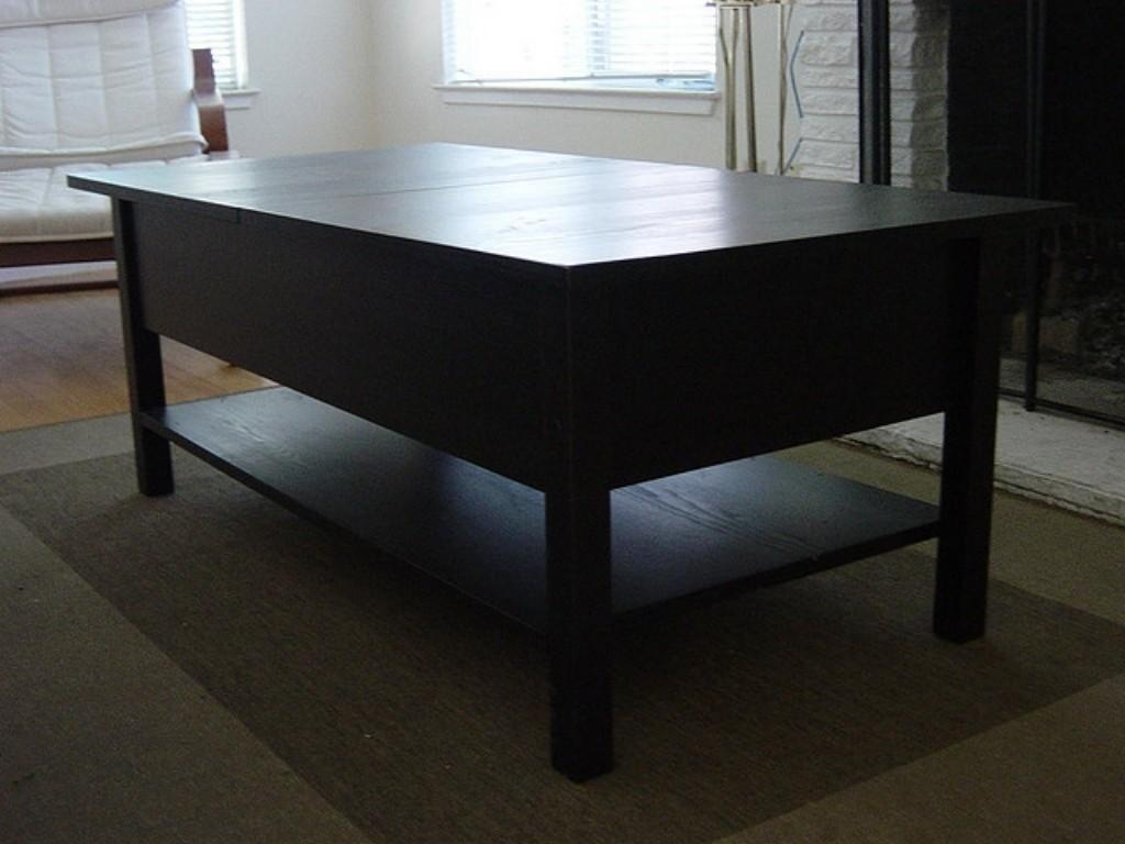 Coffee Table Storage Inspirations