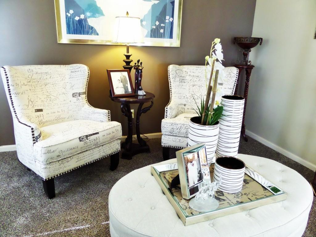 Coffee Table Styling Guest Denise