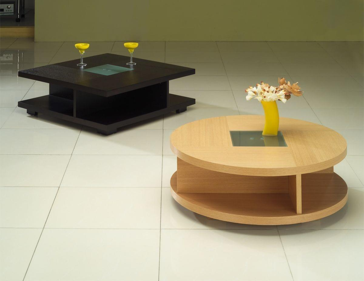 Coffee Tables Extraordinary Small Round