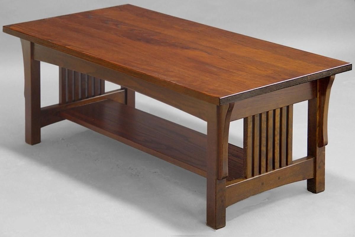Coffee Tables Ideas Extraordinary Mission Style