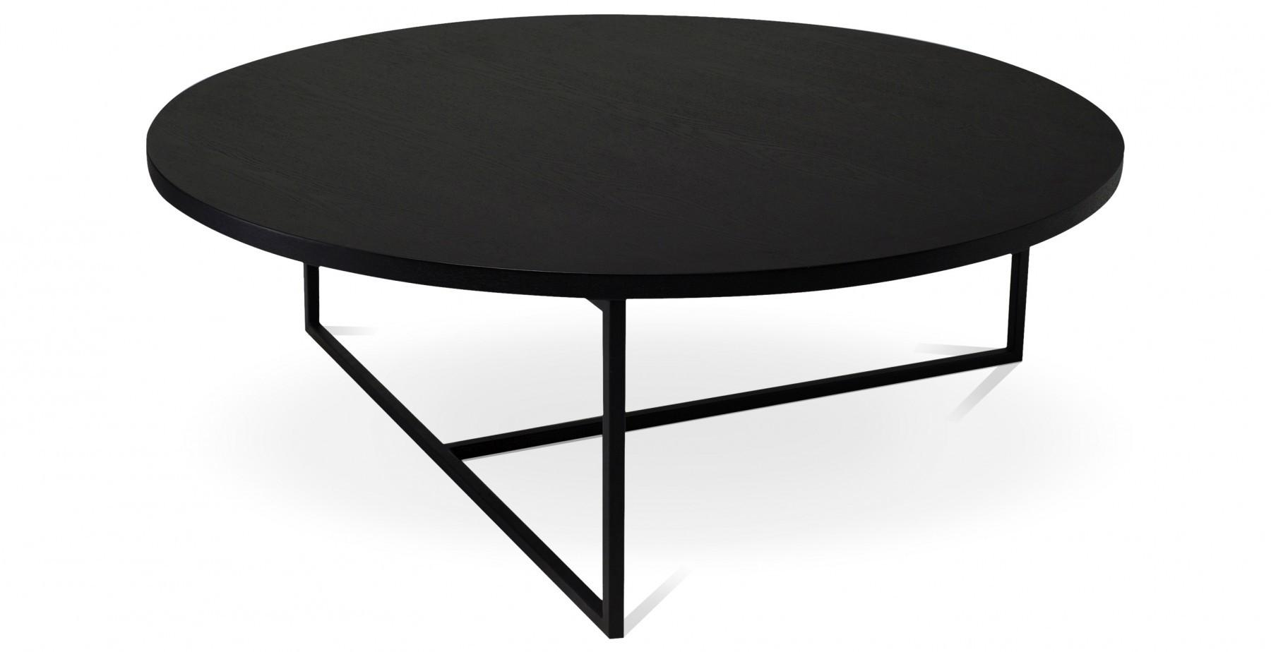 Coffee Tables Ideas Top Round Black Table