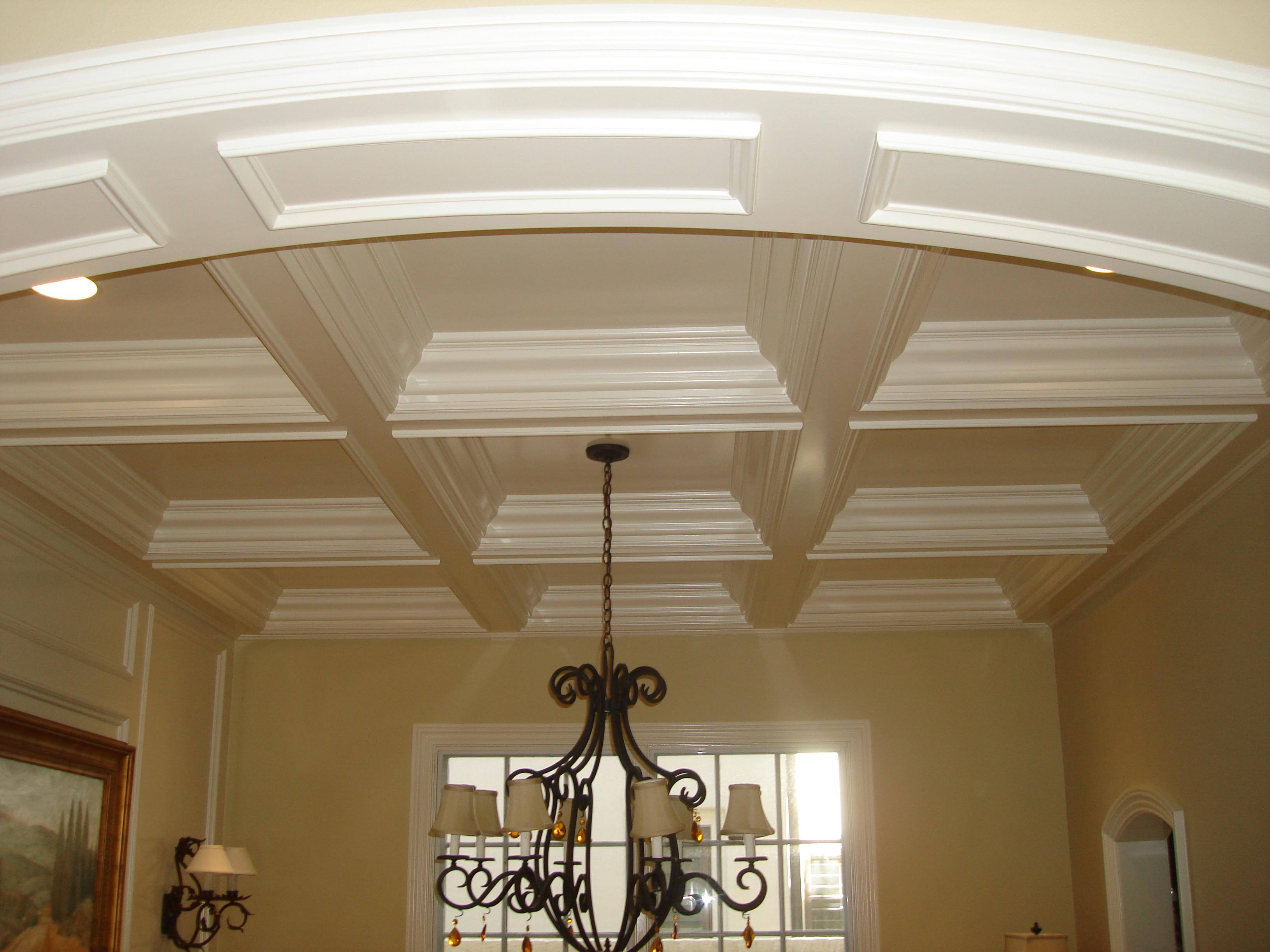 Coffered Ceiling Appleton Renovations
