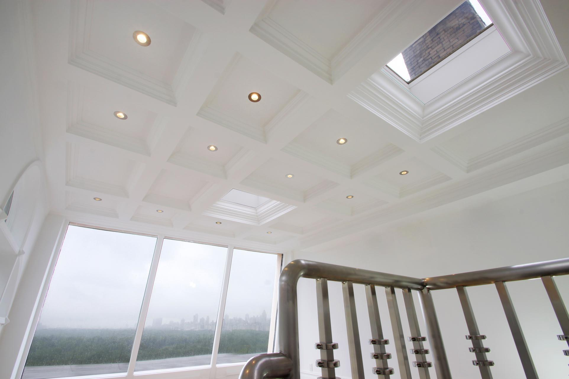 Coffered Ceiling Design Beams Coffer
