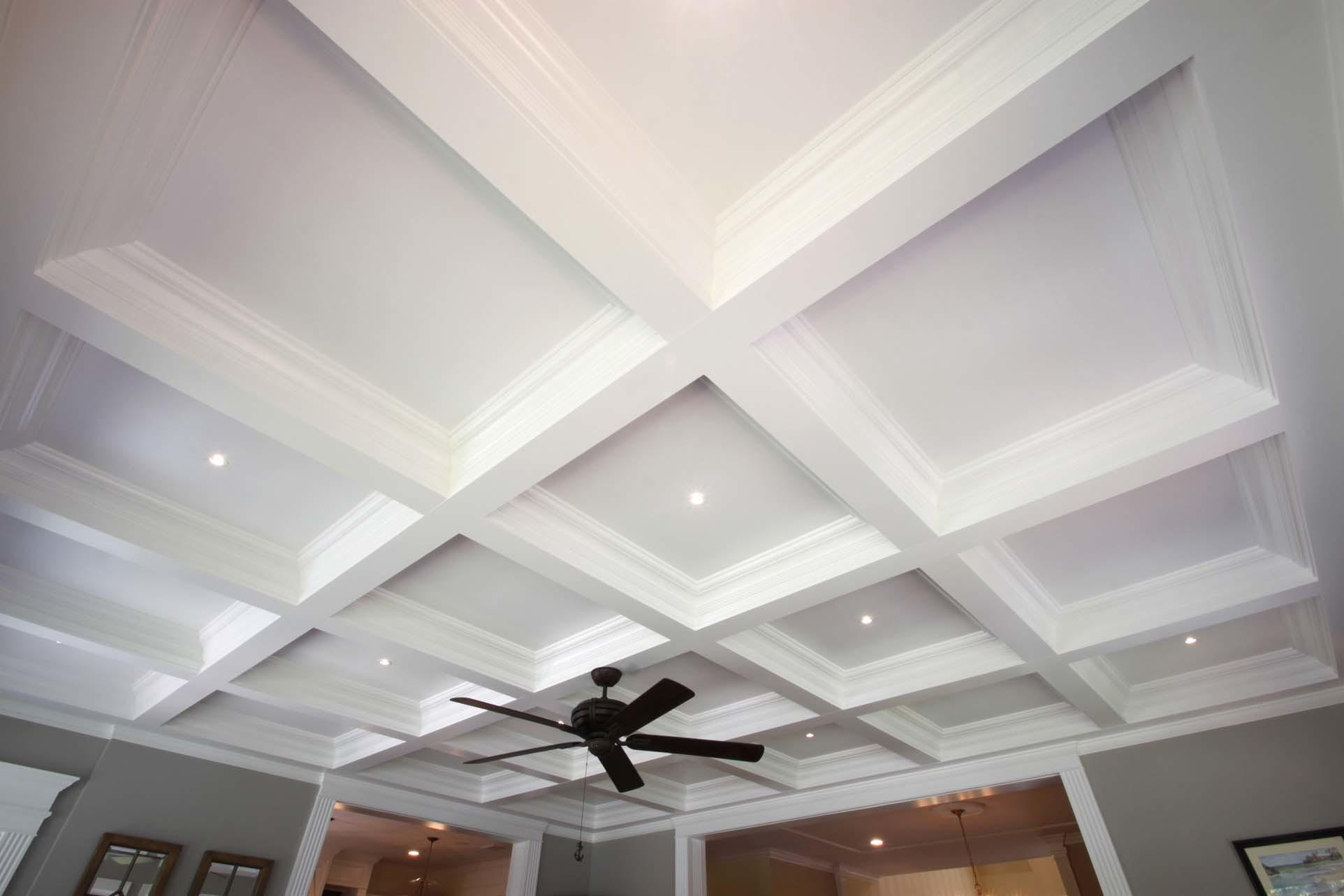 Coffered Ceiling Systems Easy Day