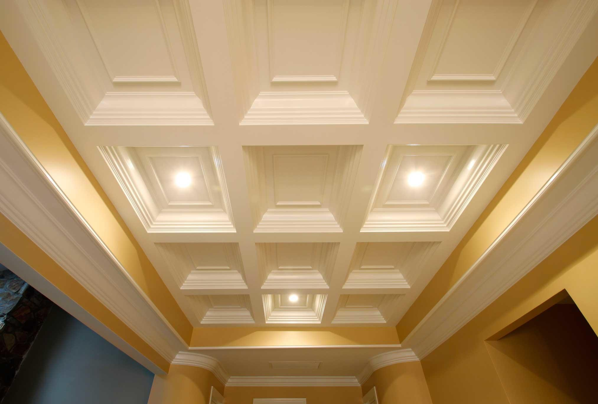Coffered Ceilings Fanatic Quotes
