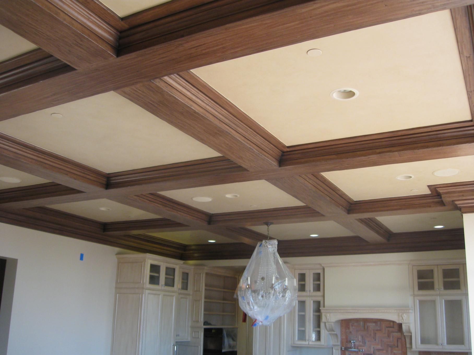 Coffered Ceilings General Discussion