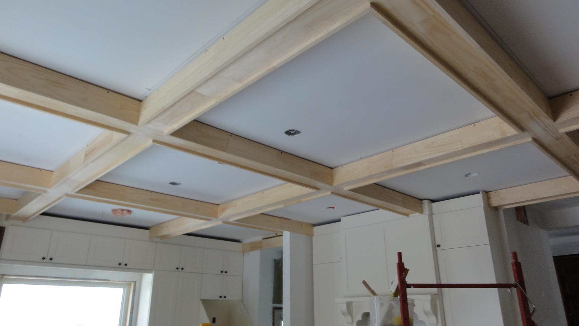 Coffered Ceilings General Discussion Contractor Talk