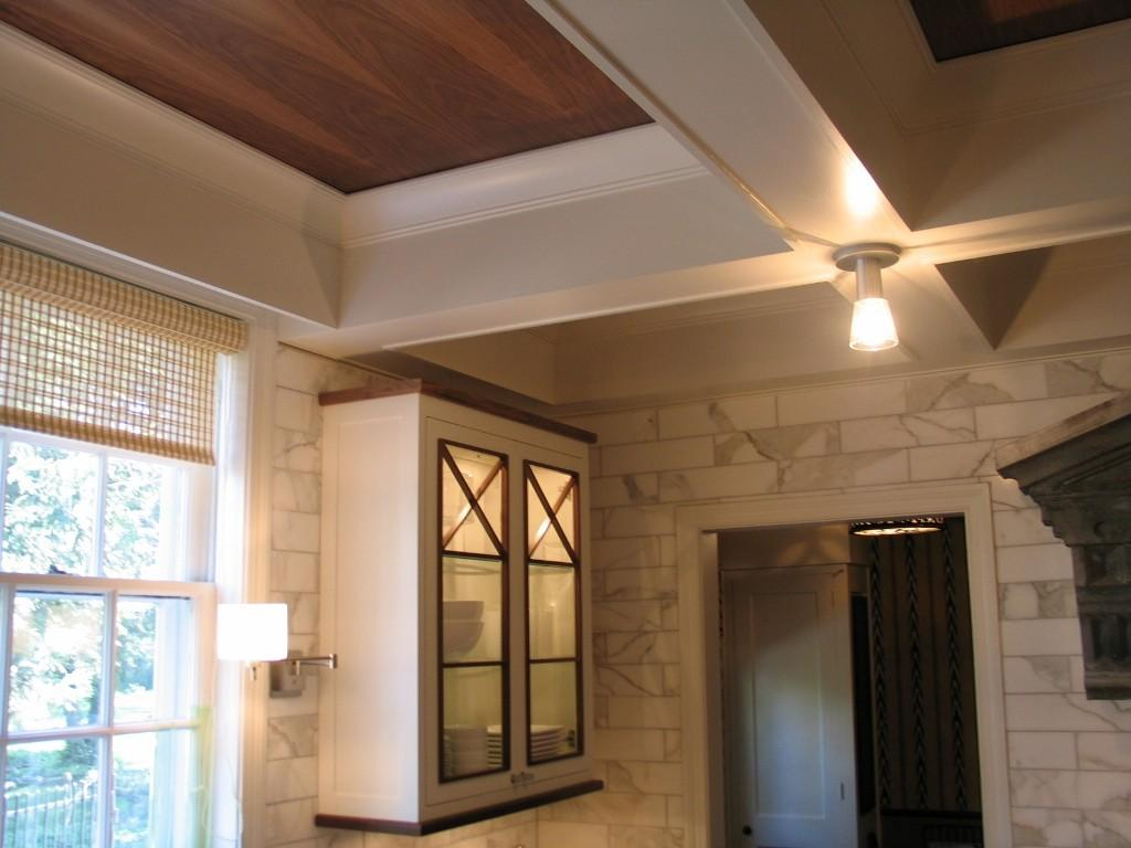 Coffered Ceilings Kitchen Should Shouldn