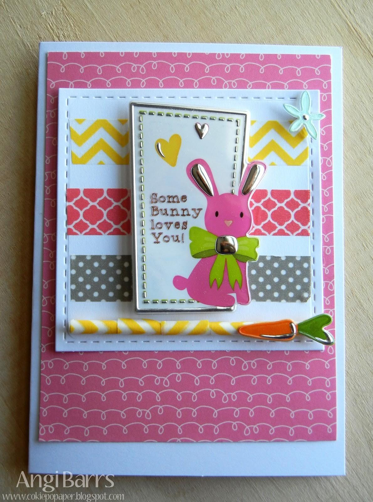 Cokie Pop Designs Days Easter Projects Washi Tape Day