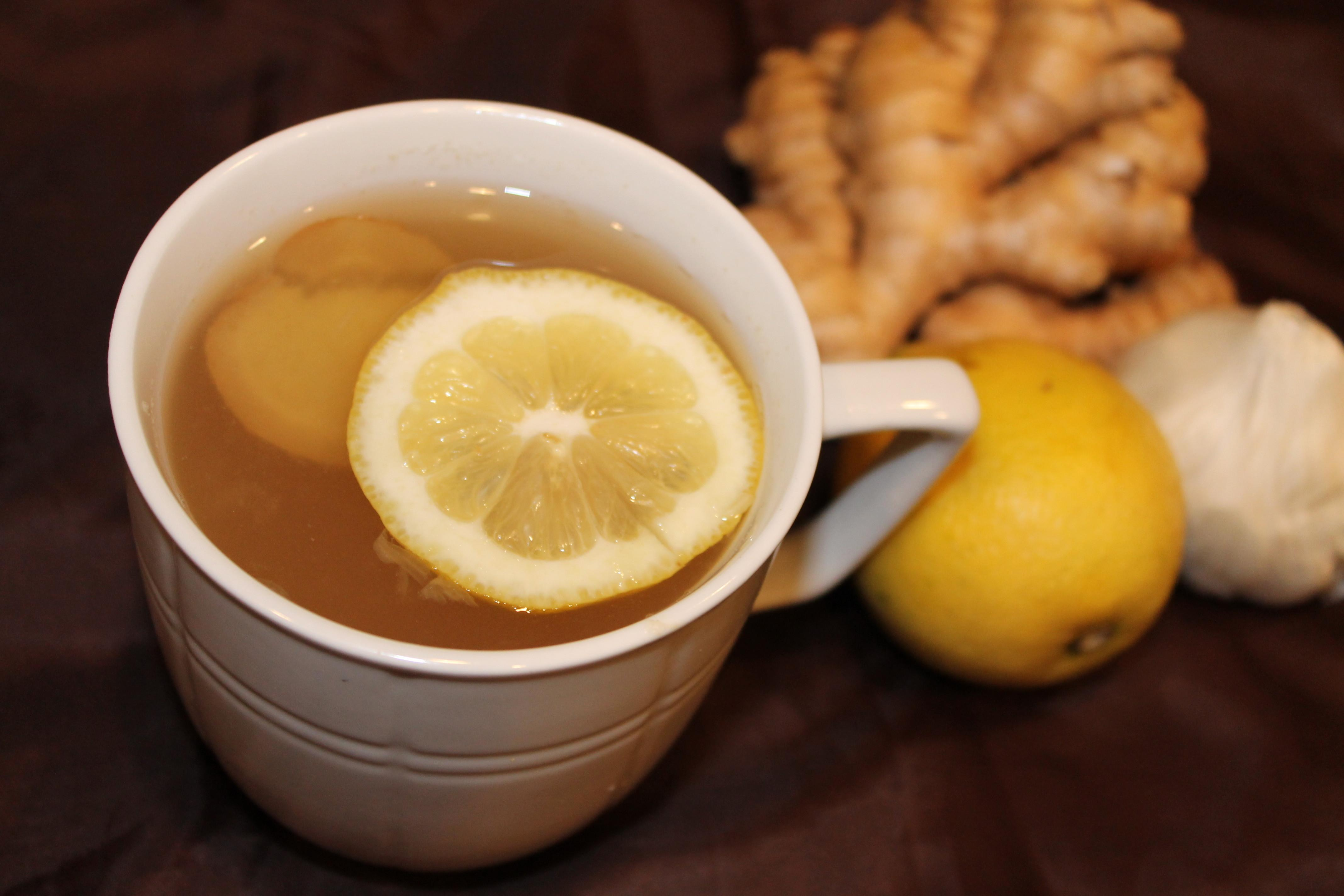 Cold Flu Soothing Tea Remedy Edible Harmony