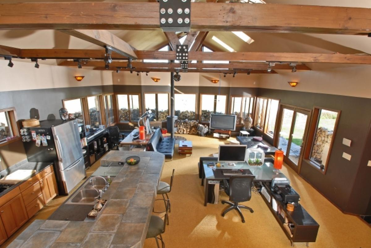 Cold War Missile Silo Converted Into House Now