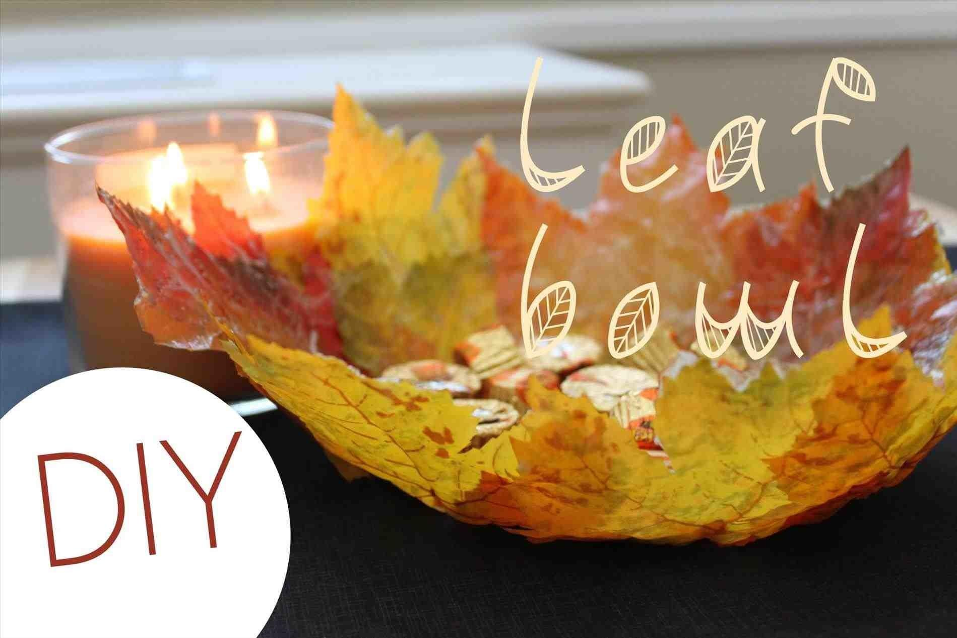 Collection Bowl Fall Home Decor