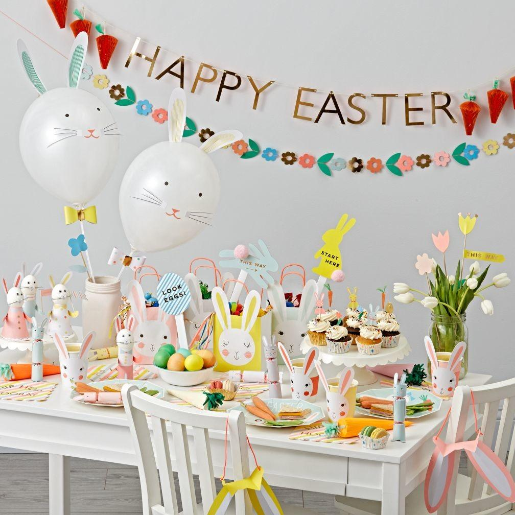 Collection Easter Party Decorations Happy