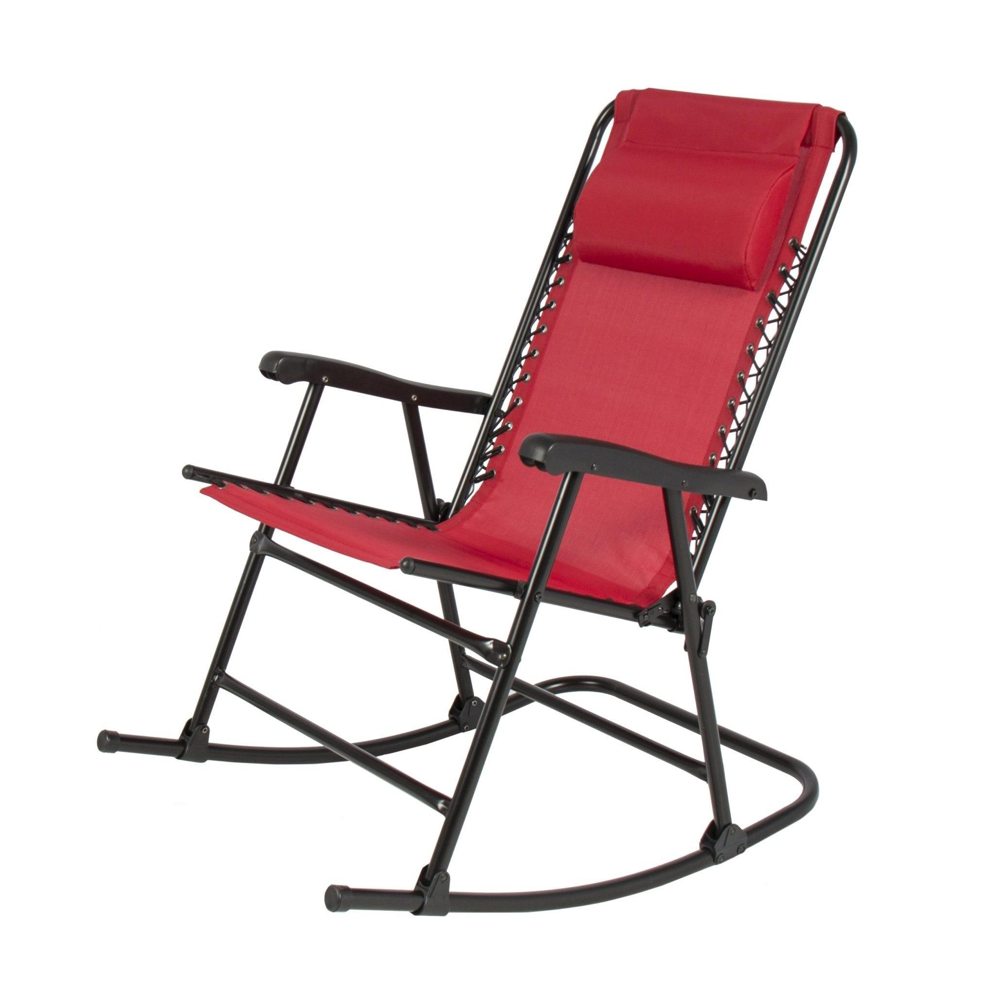 Collection Folding Patio Table Rocking Chair