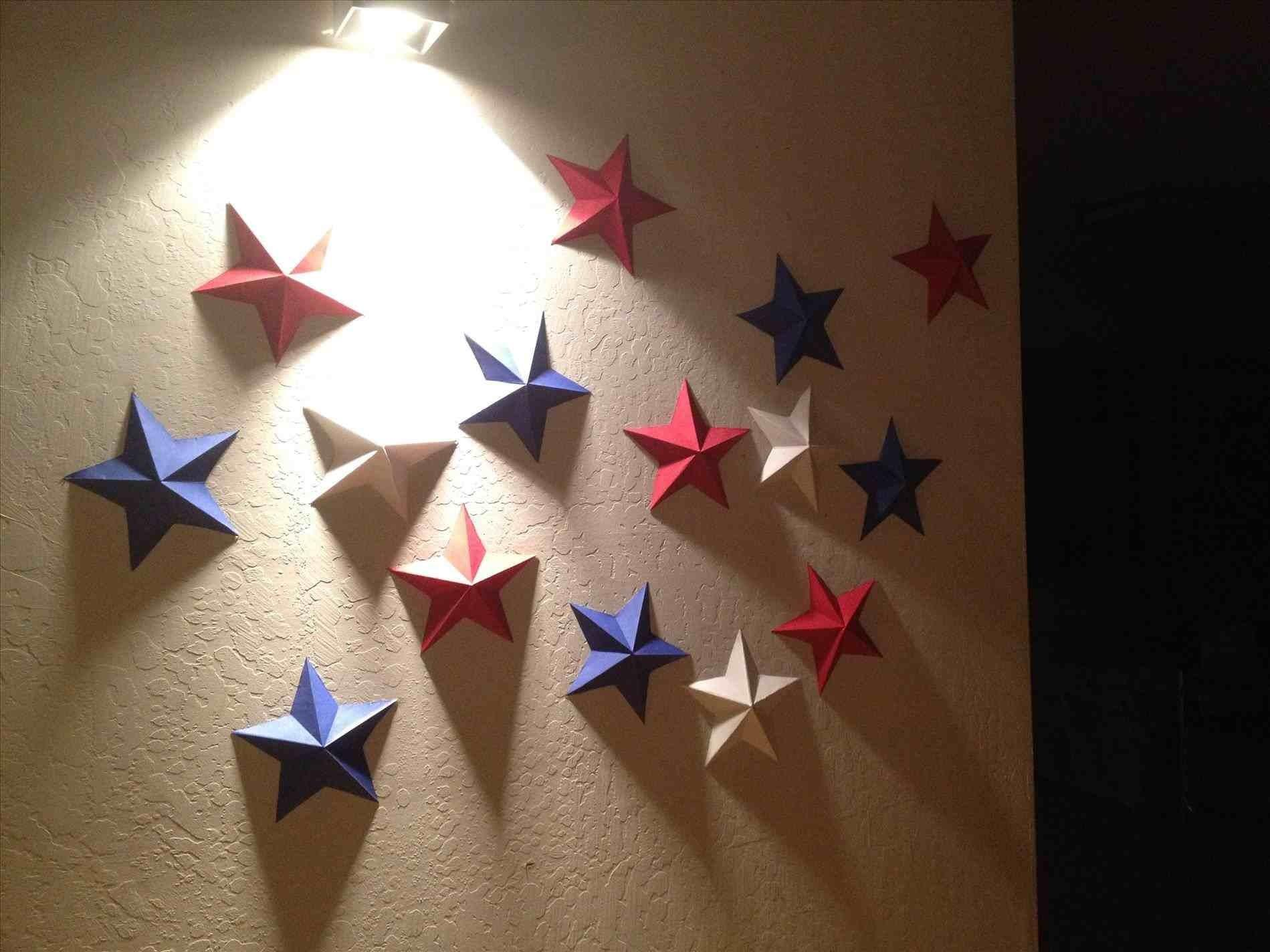 Collection Wall Decoration Paper Star