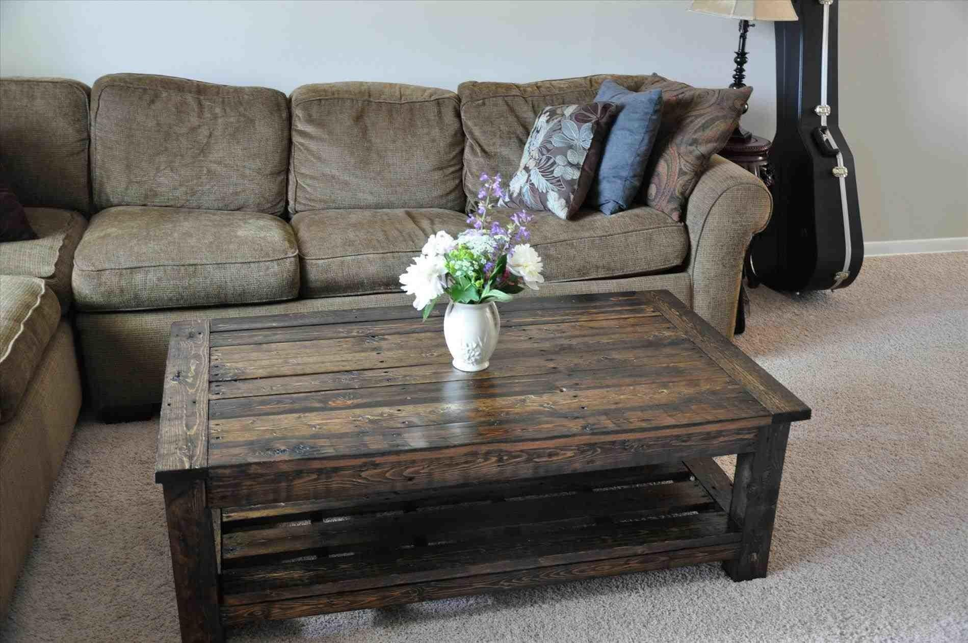Collection Wood Diy Pallet Tables Inside