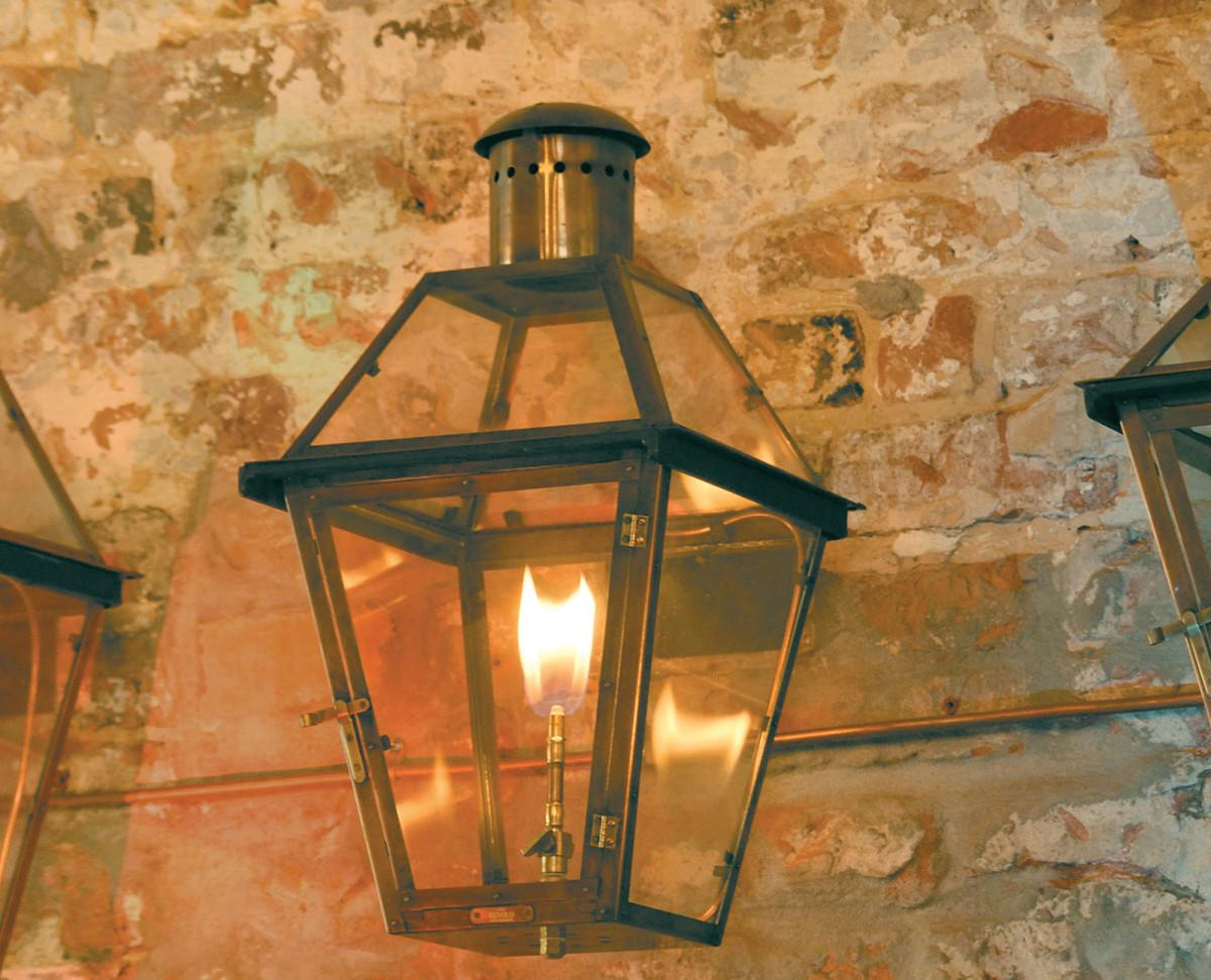 Colonial Period Lighting Fixtures Designs