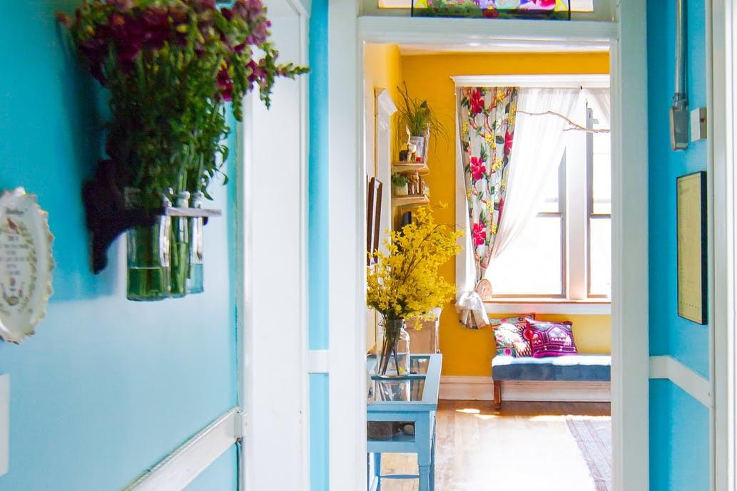 Color Psychology Can Make Happier Home