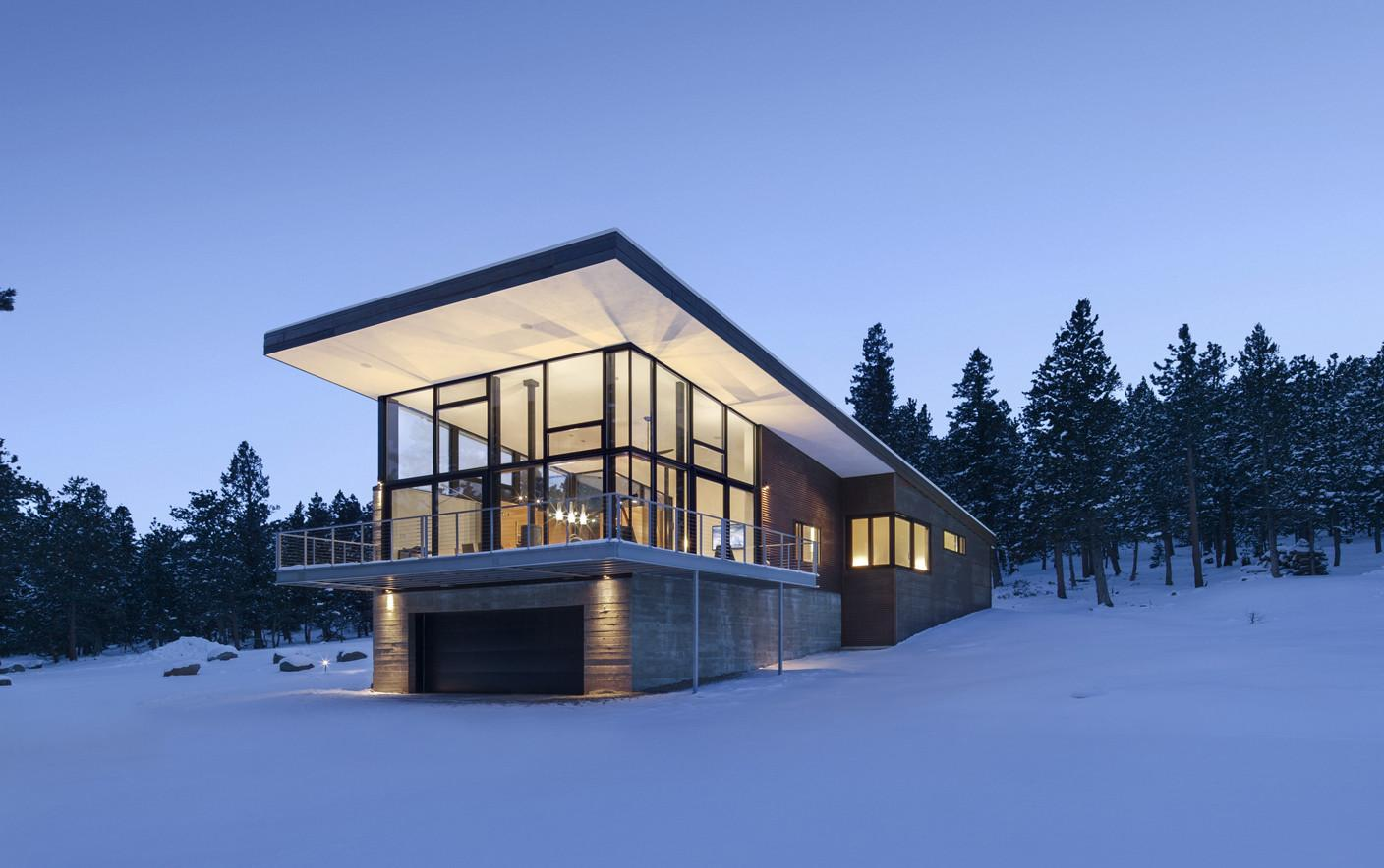 Colorado Architects Arch11 Design Luxury Sustainable